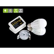 E27-6W-RGBW-220V + Wifi