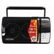 Radio Leotec LT-LW9 cu alimentare la 220v