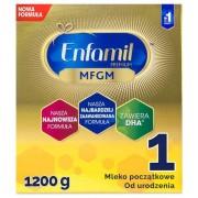 MEAD JOHNSON 6x Enfamil 1 Premium Milch 1200g