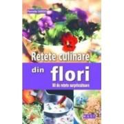 Retete culinare din flori - Pierrette Nardo