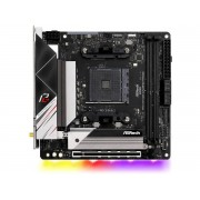 Placa de baza ASRock B550 Phantom Gaming-ITX/ax, AMD B550, AM4, mITX