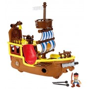 Fisher-Price Jake and The Neverland Pirates - Jakes Pirate Adventure Bucky