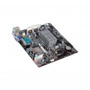 T. Madre ECS BSWI-D2-J3060, Procesador Integrado, Intel Celeron