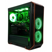 Calculator gaming Intel i7 4770, 16GB DDR3, SSD 240GB+HDD 1TB, video XFX Radeon RX 580 GTS XXX Edition 8GB GDDR5 256-bit