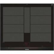 Siemens Ex675lyv1e Piano Cottura A Induzione 60 Cm 4 Zone Vetroceramica Nero