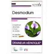 Nutrivie Desmodium 20 Ampoules - Boîte 20 Ampoules de 15 ml