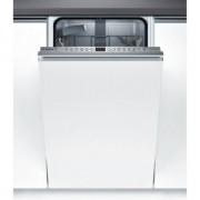 Masina de spalat vase incorporabila Bosch SPV46IX00E, 9 seturi, 6 programe, Clasa A+, 45 cm, Panou Inox