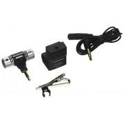 Olympus SEMA-1 Mic Adapter Set para cámaras Digitales Micro Cuatro Tercera con AP1 o AP2 y
