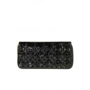 Lana Dark Love dámská peněženka 2 zipy černá