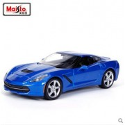 Maisto - Power Kruzerz Pull Back Action 2014 Corvette Stingray