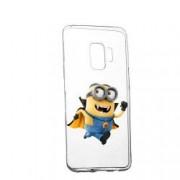 Husa de protectie Minion Vampire Samsung Galaxy S9 Plus rez. la uzura anti-alunecare Silicon 205