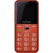 Telefon mobil MyPhone Halo Easy Red