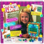 Jucarie educativa Educational Insights Design and Drill - Sparkle Works