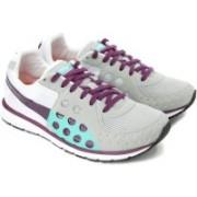Puma Faas 300 Running Shoes For Women(Purple, Grey, White)