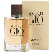 Acqua Di Gio Absolu Giorgio Armani Eau De P 125 ml