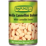 Fasole Alba Bio Cannellini Cutie Rapunzel 400gr