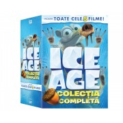 Ice Age-Complete Collection - Epoca de gheata:Colectia completa (5DVD)