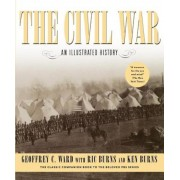 The Civil War: An Illustrated History, Paperback