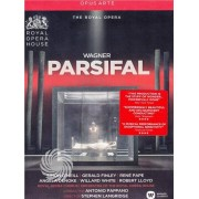 Video Delta Richard Wagner - Parsifal - DVD