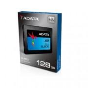 """SSD 128GB A-Data Ultimate SU800, SATA 6Gb/s, 2.5"""" (6.35 cm), скорост на четене 560MB/s, скорост на запис 520MB/s"""