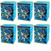 Batman Fabric Toys Organizer Storage Box with Top Lid Big -Set of 6 PCs