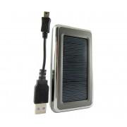 Încărcător solar BC-25 2xAA/USB 5V