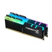 Memorie ram g.skill Trident RGB DDR4 16 GB, 4000MHz, CL18 (F4-4000C18D-16GTZR)