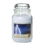 Yankee Candle Large Jar Duża świeczka zapachowa Storm Watch 623g