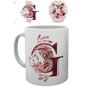 GYE Harry Potter - Gryffindor Monogram Mug