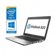 HP EliteBook 820 G2 Intel i5-5300U, SSD Windows Pro