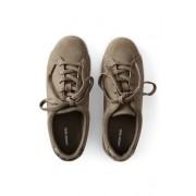 Lands' End Sneaker in weiter Passform - Braun - 39 von Lands' End