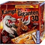 Jucarie educativa Kosmos Digging and Discovers - Battle of Giants 3D