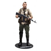 Call of Duty Action Figure John 'Soap' MacTavish incl. DLC 15 cm