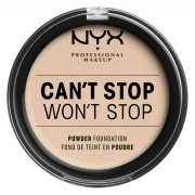 NYX Professional Makeup Can't Stop Won't Stop Powder Foundation (Various Shades) - Fair
