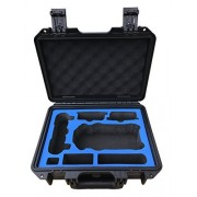 Carrying Case for DJI Mavic Pro & Platinum Combo and Accessories- Such As Propellers, Remote Controller, Charger, 3 Batteries-Carry Mavic Drone with Maximum Protection for Traveling or Home Storage