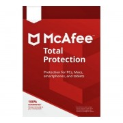 McAfee Total Protection 2020 Vollversion 10 Geräte 1 Jahr