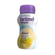 Fortimel compact suplemento hipercalórico baunilha 4 x 125ml - Nutricia