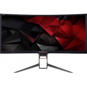 Acer Predator Z35P LED-monitor 88.9 cm (35 inch) Energielabel B 3440 x 1440 pix 4.00 ms HDMI, DisplayPort, USB 3.0, Audio, stereo (3.5 mm jackplug) VA LED