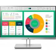 "HP EliteDisplay E223 21.5"" Full HD LED Black, Silver computer monitor"