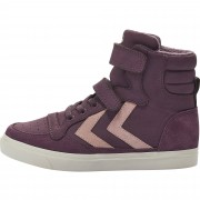 Hummel Stadil Oiled High Sneaker, Crushed Violets 34