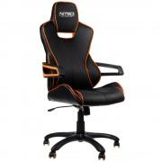 Nitro Concepts E200 Race Gaming Chair Black/Orange NC-E200R-BO