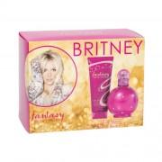 Britney Spears Fantasy zestaw edp 50 ml + Krem do ciała 100 ml dla kobiet