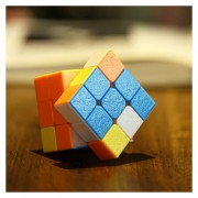 Mr M Cubo Rubik 3x3 Magnético Shengshou Speedcub-stickerless