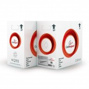 Gembird UPC-5004E-SOL CAT5e UTP LAN cable 305m Grey