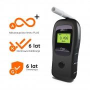 Alkomat ALKOHIT X50 - 3 lata gwarancji na sensor