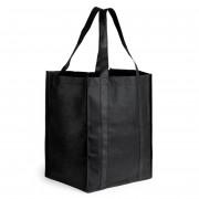 Geen Boodschappen tas/shopper zwart 38 cm