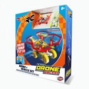 Hot Wheels Bladez Drón Racerz - 3 az 1-ben drón és autó szett