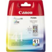 Canon CL-41 Origineel Inktcartridge Cyaan, Magenta, Geel