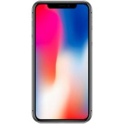 "Telefon Mobil Apple iPhone X, iOS 11, OLED Multi-Touch display 5.8"", 3GB RAM, 256GB Flash, Dual 12MP, Wi-Fi, 4G, iOS (Space Gray) + Cartela SIM Orange PrePay, 6 euro credit, 4 GB internet 4G, 2,000 minute nationale si internationale fix sau SMS nationale"