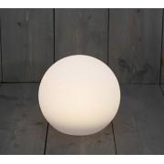 Solar bal wit 25 cm